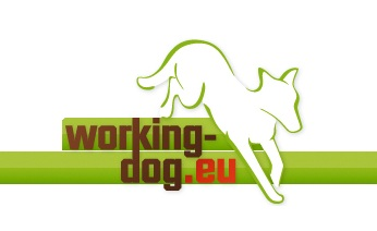 Working Dog Banner